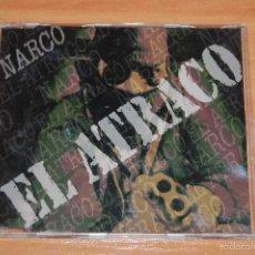 CDs de Música: CD NARCO EL ATRACO. Lote 56260461