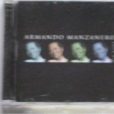CDs de Música: ARMANDO MANZANERO,AMOR MIO DEL 2003. Lote 56260501