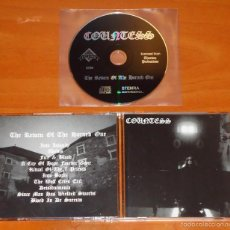 CDs de Música: COUNTESS - THE RETURN OF THE HORNED ONE - CD [REEDICIÓN]. Lote 56265840