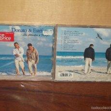 CDs de Musique: DONATO & ESTEFANO - DE HOMBRE A MUJER - CD NUEVO PRECINTADO. Lote 56283081