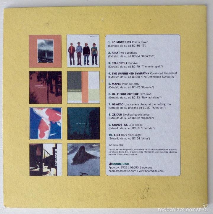 CDs de Música: Bcore disc Power Aina Maple No more lies hardcore melodico - Foto 2 - 56285092