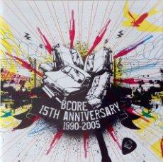 CDs de Música: 15 ANIVERSARIO 1990-2005 CD BCORE DISC HARDCORE MELODICO. Lote 56285192
