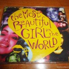 CDs de Música: PRINCE THE MOST BEAUTIFUL GIRL IN THE WORLD CD SINGLE ALEMANIA AÑO 1994 CONTIENE 2 TEMAS. Lote 56291399