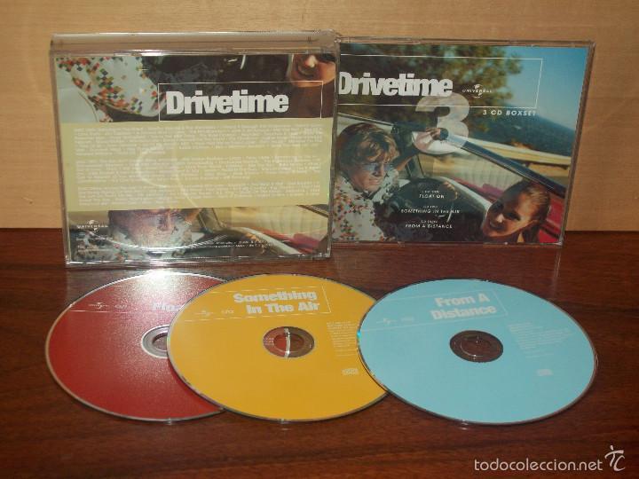 DRIVETIME - TRIPLE CD (Música - CD's Otros Estilos)