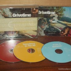 CDs de Música: DRIVETIME - TRIPLE CD. Lote 56292759