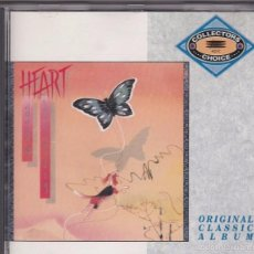 CDs de Música: HEART - DOG & BUTTERFLY . Lote 56293926