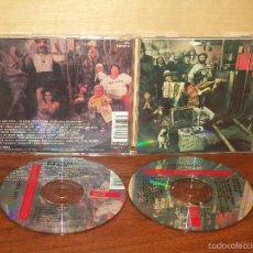 CDs de Música: BOB DYLAN - THE BASEMENT TAPES - DOBLE CD . Lote 56294687