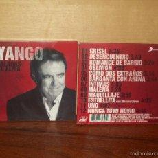 CDs de Música: DYANGO - PUÑALADAS EN EL ALMA - CD DIGIPACK COMO NUEVO. Lote 261690400