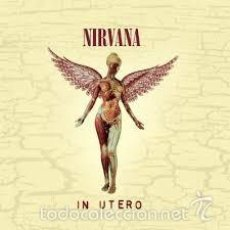 CDs de Música: NIRVANA 'IN UTERO' GEFFEN 1993 CD. Lote 56313725