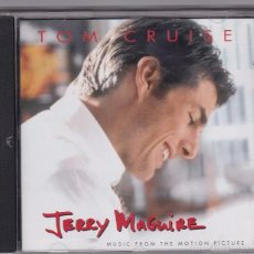 CDs de Música: JERRY MAGUIRE - MUSIC FROM THE MOTION PICTURE. Lote 56314471