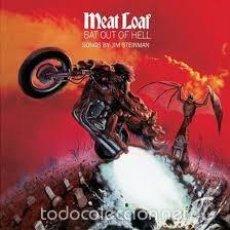 CDs de Música: MEAT LOAF & JIM STEINMAN BAT OUT OF HELL 4 TEMAS EPIC 1991. Lote 56315922