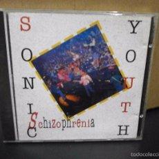 CDs de Música: CD. SONIC YOUTH - SCHIZOPHRENIA NUEVO. Lote 56326665