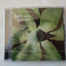 CDs de Música: DEPECHE MODE.EXCITER.2001.MUTE 7243 8102432 4.PRECINTADO.STOCK TIENDA. Lote 114625880