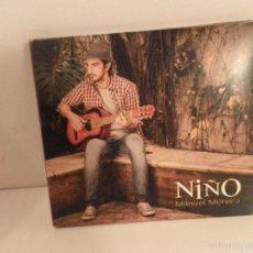 CDs de Música: CD NIÑO , MANUEL MOREIRA. Lote 56335110