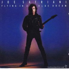 CDs de Música: JOE SATRIANI - FLYING IN A BLUE DREAM. Lote 56368439