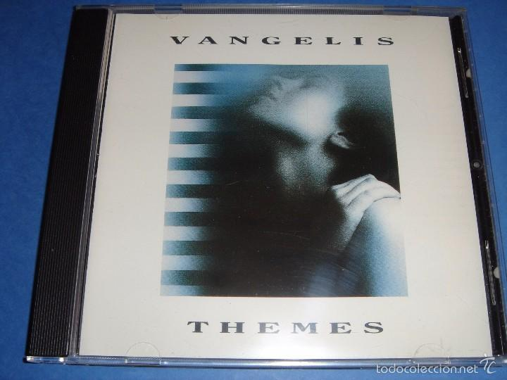 VANGELIS / THEMES / GREATEST HITS / GRANDES ÉXITOS / THE BEST OF / LO MEJOR DE / CD (Música - CD's New age)