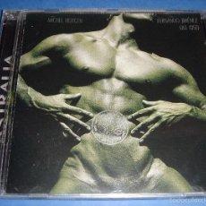 CDs de Música: MICHEL HUYGEN Y FERNANDO JIMÉNEZ DEL OSO / ASTRALIA / PRIMERA EDICIÓN / TUXEDO MUSIC / CD. Lote 56392943