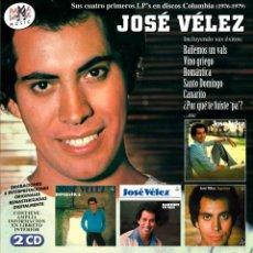 CDs de Música: RAMALAMA - JOSÉ VELEZ ( RO 52852 ). Lote 187594107