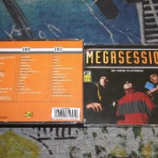 CDs de Música: MEGASESSION - BY MIKE PLATINAS - 3 CD'S - MAX MUSIC - NM 1895 CDTV. Lote 56463297