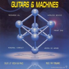 CDs de Música: BLANCO Y NEGRO -GUITARS & MACHINES VOL.1 - 2CD. Lote 245019835
