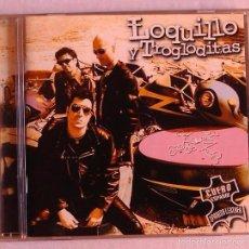 CDs de Música: LOQUILLO Y TROGLODITAS - CUERO ESPAÑOL (CD) 2000. Lote 56490170
