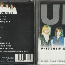 CDs de Música: UFO CD UNIDENTIFIED FLYING OBJECT.1998. Lote 56492963