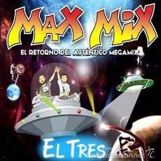CD de Música: BLANCO Y NEGRO - MAX MIX - EL TRES -2CD. Lote 257568175