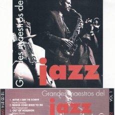 CDs de Música: GRANDES MAESTROS DEL JAZZ VOL.1. Lote 56515871