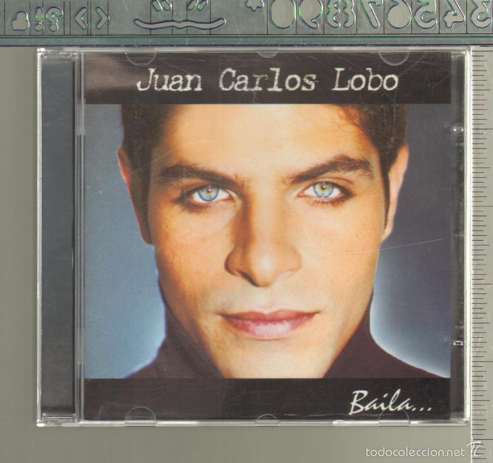MUSICA GOYO - CD ALBUM - JUAN CARLOS LOBO - BAILA - *UU99 (Música - CD's Latina)