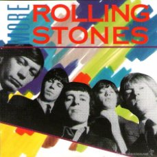 CDs de Música: THE ROLLING STONES - MORE ROLLING STONES - CD ALBUM - 16 TRACKS - BRS 1990. Lote 56520707