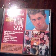 CDs de Música: YOU MUSIC VOL. 1. MIGUEL SAEZ. FOLKLORICAS ARREPENTIDAS. MARTA MENDEZ. MOJINOS EXCOZIOS...MB2CD. Lote 56521074