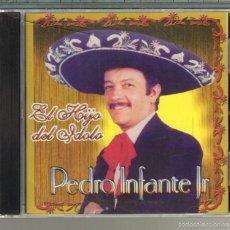 CDs de Música - MUSICA GOYO - CD ALBUM - PEDRO INFANTE JR - EL HIJO DEL IDOLO - MUY RARO CD - *UU99 - 56522471