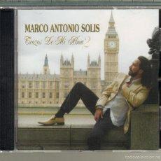CDs de Música: MUSICA GOYO - CD ALBUM - MARCO ANTONIO SOLIS - TROZOS DE MI ALMA VOL 2 - NUEVO *UU99. Lote 56523468