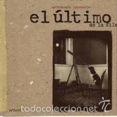 CDs de Música: EL ÚLTIMO DE LA FILA ASTRONOMÍA RAZONABLE CD 14 TEMAS. Lote 56525295