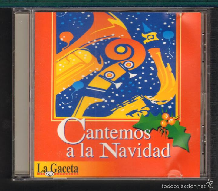 MUSICA GOYO - CD ALBUM - CANTEMOS A LA NAVIDAD - VILLANCICOS - *AA98 (Música - CD's Latina)