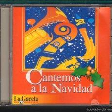 CDs de Música: MUSICA GOYO - CD ALBUM - CANTEMOS A LA NAVIDAD - VILLANCICOS - *AA98. Lote 56526066