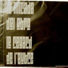 CDs de Música: LA MIRADA DEL OTRO...HIP-HOP...ARAGON/SENEGAL...MUY RARO. Lote 56538311