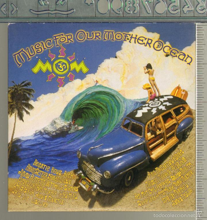 MUSICA GOYO - CD ALBUM - MOM - MUSIC FOR OUR MOTHER OCEAN *CC99 (Música - CD's Rock)
