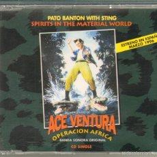 CDs de Música: MUSICA GOYO - CD SINGLE - PATO BANTON & STING - 3 VERSIONES - *L99. Lote 20268277