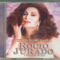 CDs de Música: MUSICA GOYO - CD SINGLE - ROCIO JURADO - FOLK - GRANDES EXITOS *CC99. Lote 31074786