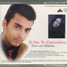 CDs de Música: MUSICA GOYO - CD SINGLE - JON SECADA - SHANICE - SI NO TE CONOCIERA - *L99. Lote 20268384