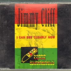 CDs de Música: MUSICA GOYO - CD SINGLE - JIMMY CLIFF - I CAN SEE CLEARLY NOW + 2 CANCIONES *AA99. Lote 20268646