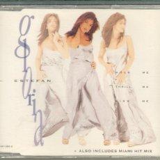CDs de Música: MUSICA GOYO - CD SINGLE - GLORIA ESTEFAN - HOLD ME THRILL ME KISS ME - *HH99. Lote 21742959