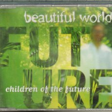 CDs de Música: MUSICA GOYO - CD SINGLE - BEAUTIFUL WORLD - CHILDREN OF THE FUTURE -4 VERSIONES *LXXX99. Lote 20268049
