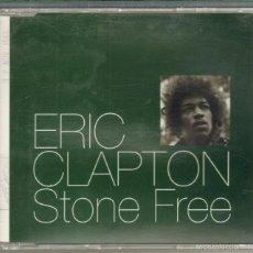CDs de Música: MUSICA GOYO - CD SINGLE - ERIC CLAPTON -TRIBUTE TO JIMI HENDRIX- STONE FREE *LXX99. Lote 20268114