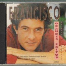 CDs de Música: MUSICA GOYO - CD SINGLE - FRANCISCO - GRANDES EXITOS - 3 CANCIONES *BB99. Lote 20293346