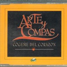 CDs de Música: MUSICA GOYO - CD SINGLE - ARTE Y COMPAS - COGEME DEL CORAZON - *GG99. Lote 21713642