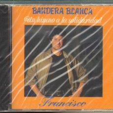CDs de Música: MUSICA GOYO - CD SINGLE - FRANCISCO - BANDERA BLANCA - PRECINTADO *CC99. Lote 21742675