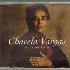 CDs de Música: MUSICA GOYO - CD SINGLE - CHAVELA VARGAS - SOMOS - *BB99. Lote 56568669
