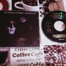 CDs de Música: THE SISTERS OF MERCY-FLOODLAND (1987). Lote 56580177